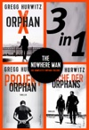 The Nowhere Man - Die Komplette Orphan-Trilogie