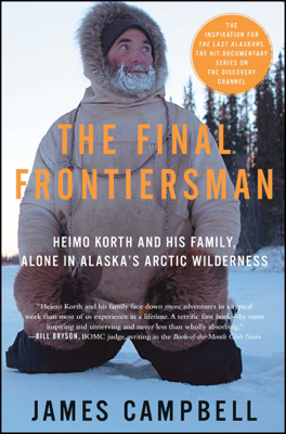 The Final Frontiersman - James Campbell book