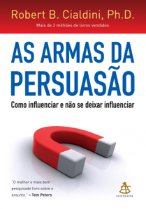As armas da persuasão Book Cover