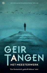 Het meesterwerk Door Geir Tangen Boekomslag