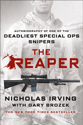The Reaper - Nicholas Irving & Gary Brozek book