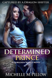 Determined Prince - Michelle M. Pillow book summary