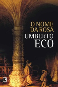 O nome da rosa Book Cover