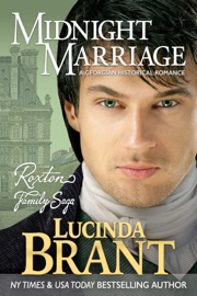 Midnight Marriage: A Georgian Historical Romance - Lucinda Brant Book
