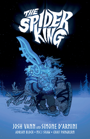 The Spider King - Josh Vann & Simone D'Armini