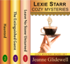 Lexie Starr Cozy Mysteries Boxed Set (Three Complete Cozy Mysteries in One) - Jeanne Glidewell
