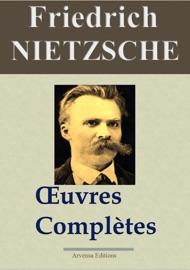 FRIEDRICH NIETZSCHE : OEUVRES COMPLèTES