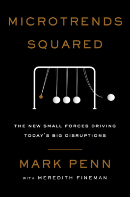 Microtrends Squared - Mark Penn book