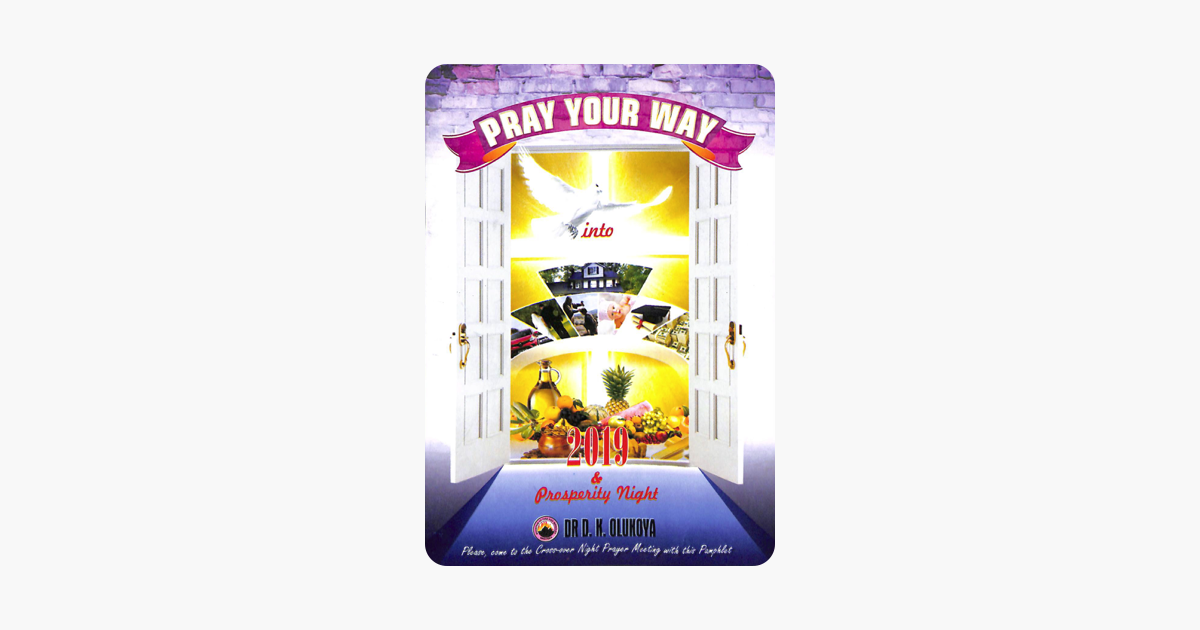 Pray your way into 2019 and Prosperity Night