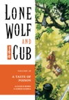 Lone Wolf And Cub Volume 20 A Taste Of Poison