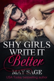 Shy Girls Write it Better - May Sage Book