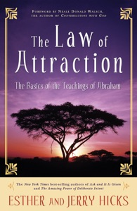 The Law of Attraction Book Cover