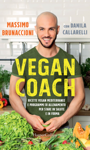 Vegan Coach Copertina del libro