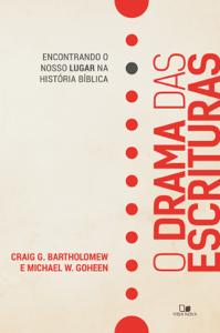 Drama das Escrituras, O Libro Cover