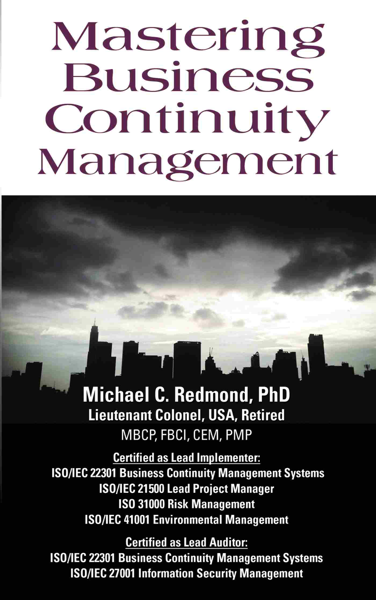 Download Mastering Business Continuity Management PDF Full