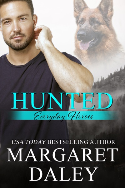 Hunted - Margaret Daley book cover