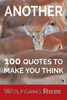 Wolfgang Riebe - Another 100 Quotes To Make You Think artwork