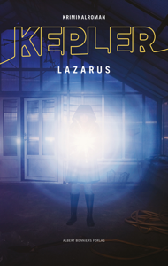 Lazarus Cover Book