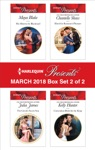Harlequin Presents March 2018 - Box Set 2 Of 2
