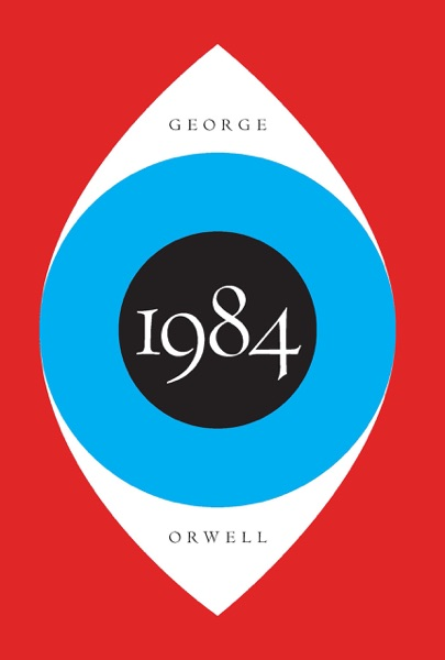 1984 - George Orwell book cover