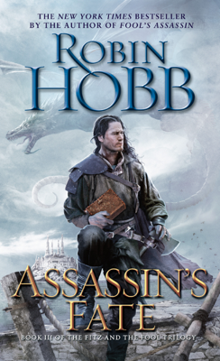 Assassin's Fate - Robin Hobb book