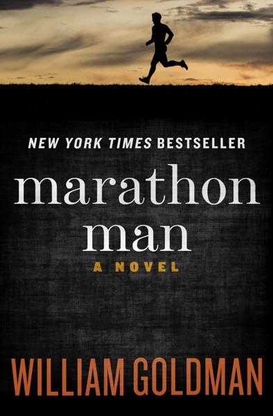 Marathon Man - William Goldman book cover