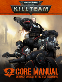 Warhammer 40000: Kill Team book