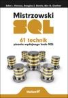 Mistrzowski SQL 61 Technik Pisania Wydajnego Kodu SQL