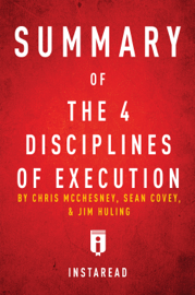 Summary of The 4 Disciplines of Execution book