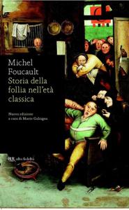 Storia della follia nell'età classica Libro Cover