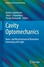 Cavity Optomechanics