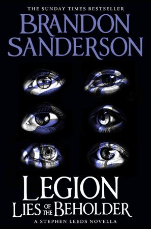 Legion: Lies of the Beholder - Brandon Sanderson