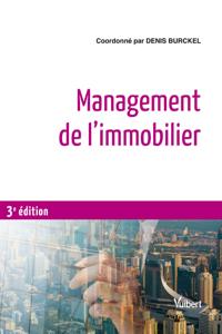 Management de l'immobilier La couverture du livre martien