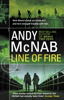 Andy McNab - Line of Fire artwork