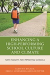 Enhancing A High-Performing School Culture And Climate