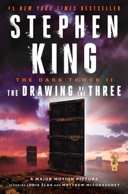 The Dark Tower II - Stephen King book