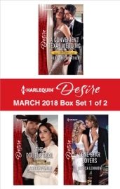 Harlequin Desire March 2018 Box Set 1 Of 2