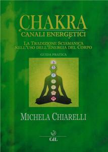 Chakra e Canali Energetici Copertina del libro