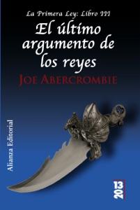 El último argumento de los reyes Book Cover