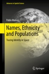 Names Ethnicity And Populations