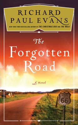 The Forgotten Road - Richard Paul Evans book