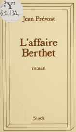 L'affaire Berthet