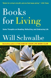 Books for Living - Will Schwalbe Book