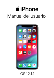 Manual del usuario del iPhone para iOS 12.1.1 book