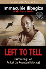 Left to Tell book