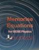 Memorise Equations For GCSE Physics