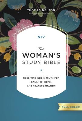 NIV, The Woman's Study Bible, Full-Color