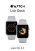 Apple Inc. - Apple Watch User Guide 插圖