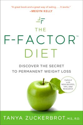 The F-Factor Diet - Tanya Zuckerbrot book