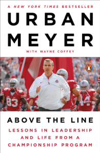 Above the Line Book Cover